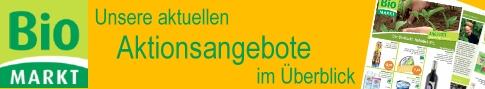 Aktuelle Angebote im Biohaus Mülheim